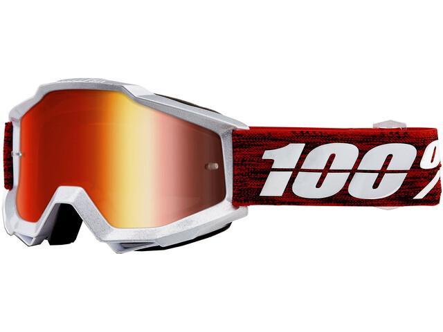 100% Accuri Anti Fog Mirror Goggles Graham
